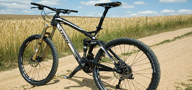 Trek Fuel EX 9.7 TEST