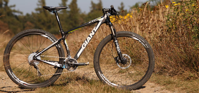 Giant XtC  Composite 29er 1: TEST