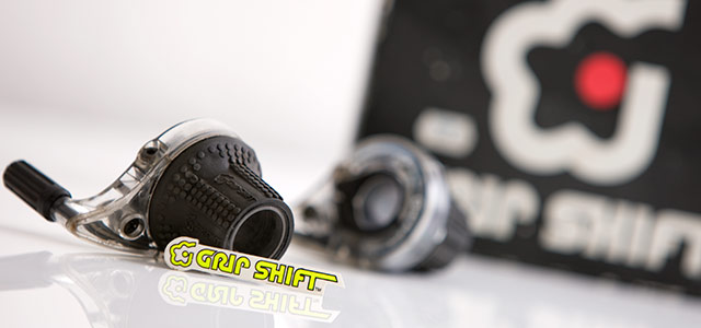 Grip Shift SRT 800 X-Ray retro