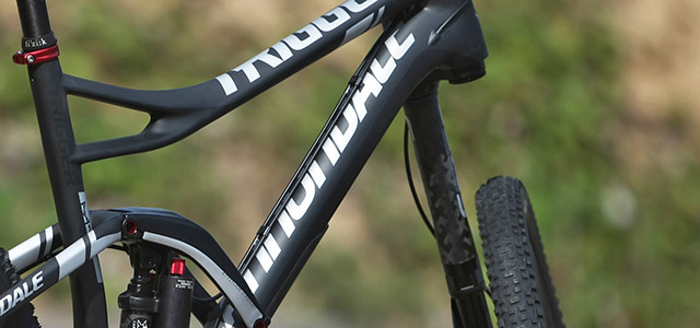 Cannondale Trigger Carbon Ultimate fotogalerie