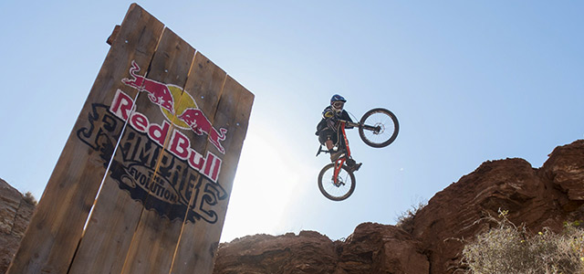 Red Bull Rampage 2012 video/foto