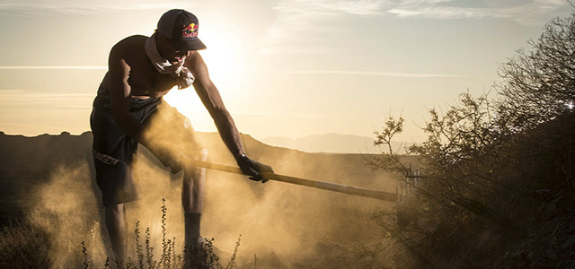 Red Bull Rampage 2012 fotogalerie