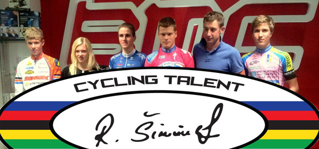"Cycling talent project a ""Projekt POWERbreathe"""