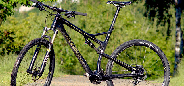 Trek Superfly 100 SL Elite TEST