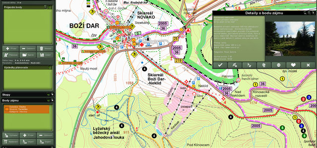 Nejpodrobnejsi Cyklo Turisticke Mapy A Navigace V Mobilu Tech