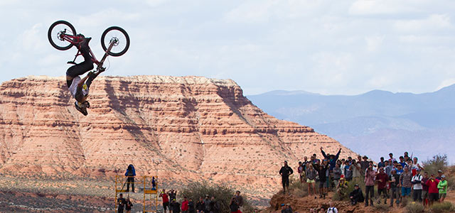 Red Bull Rampage 2013 video/foto galerie