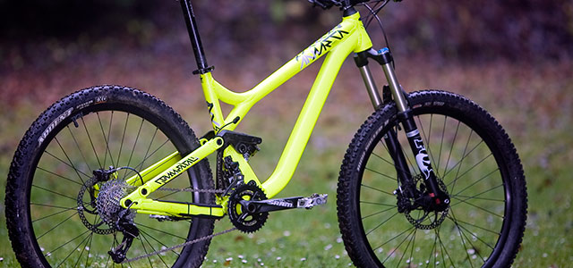 TEST: Commencal Meta AM 3