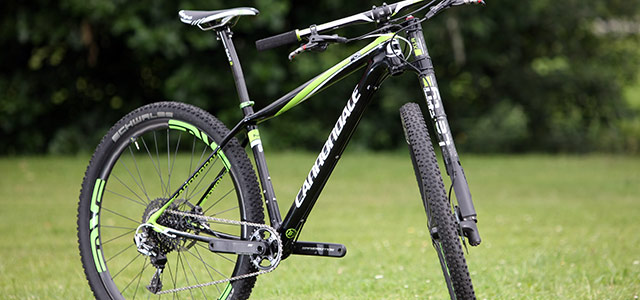 TEST: Cannondale F-Si