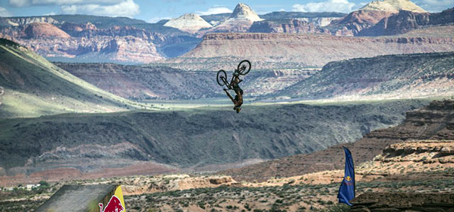Red Bull Rampage p�eru�ilo po�as�