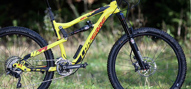 TEST: Lapierre Zesty AM 427