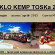 Cyklo kemp TOSK�NSKO 2015