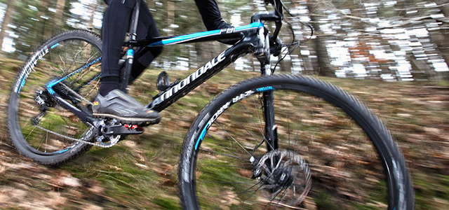 TEST: Cannondale F-Si Carbon 2