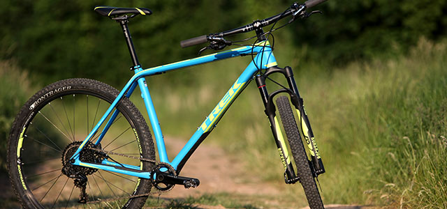 TEST: Trek Superfly 9.8 X1