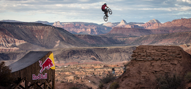 Red Bull Rampage loterie 2015