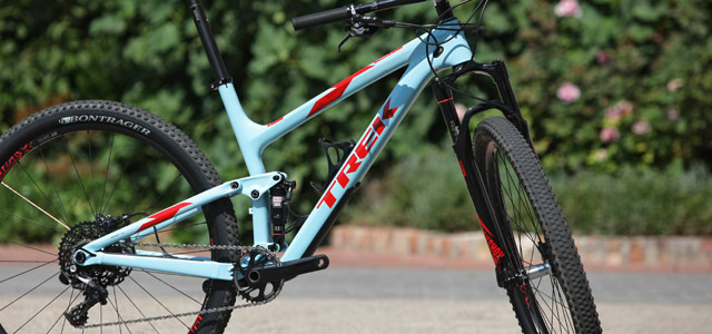 Trek Top Fuel SL 9.8