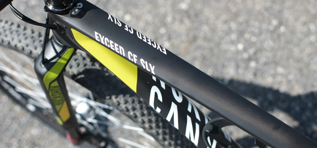 Canyon Exceed SLX 9.9 Pro Race