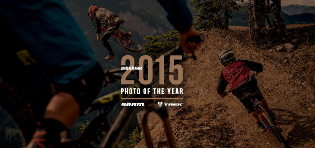 Michal Červený ve finále Pinkbike Photo of the year, bojuje o $10000