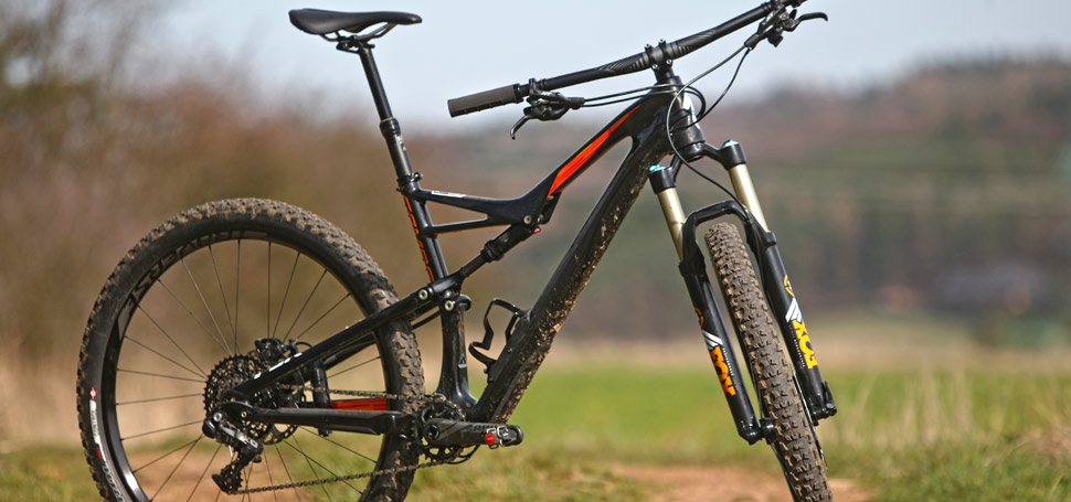 TEST: Specialized Camber Expert Carbon 29