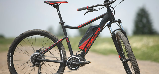 MiniTEST: Merida Big Seven eLite 300