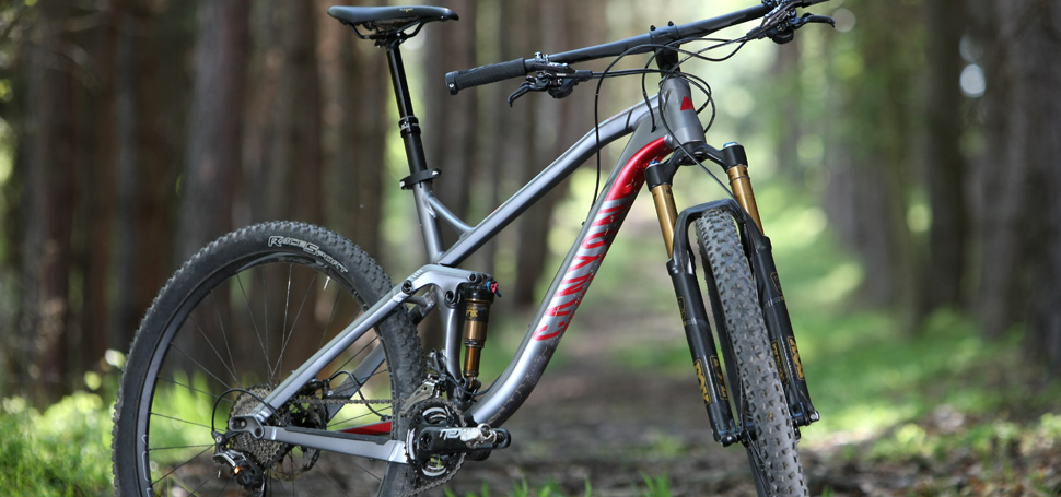 TEST: Canyon Nerve AL 29 9.9 LTD