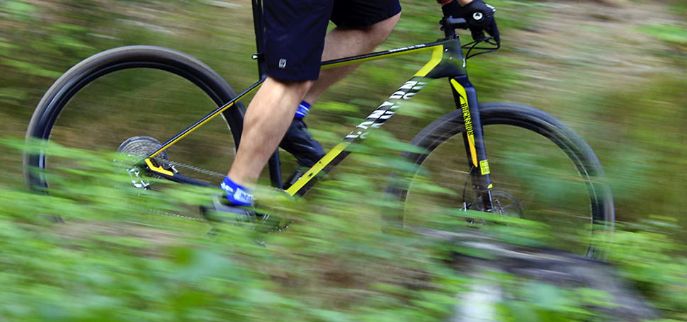 TEST: Canyon Exceed CF SLX
