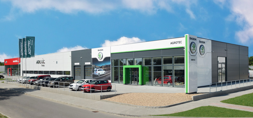 AGROTEC otev�r� nov� autosalon, program m� i pro cyklisty
