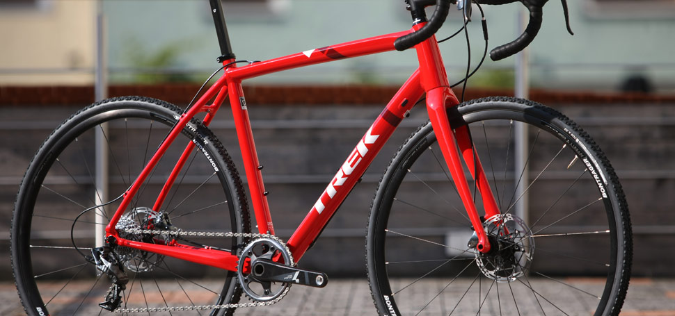 Trek Crocket 7 - ryz� cyklokroska