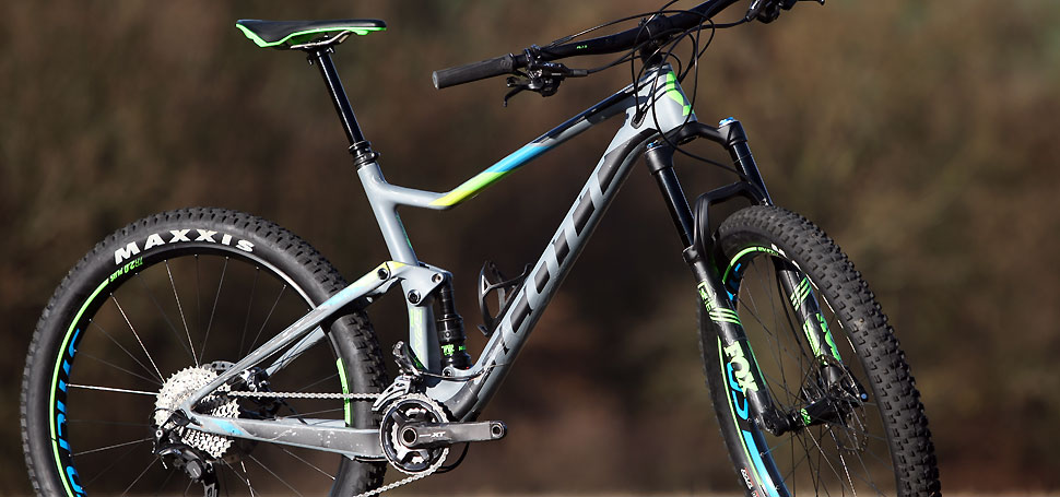 TEST: Scott Spark 710 Plus