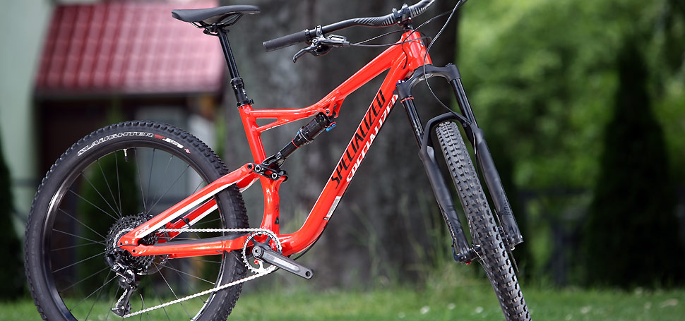 Specialized Stumpjumper FSR Comp