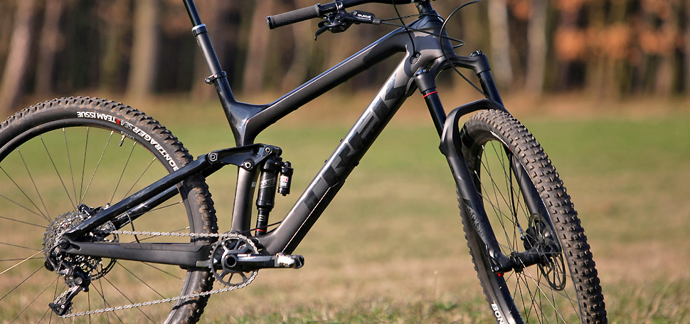 TEST: Trek Slash 9.8 29