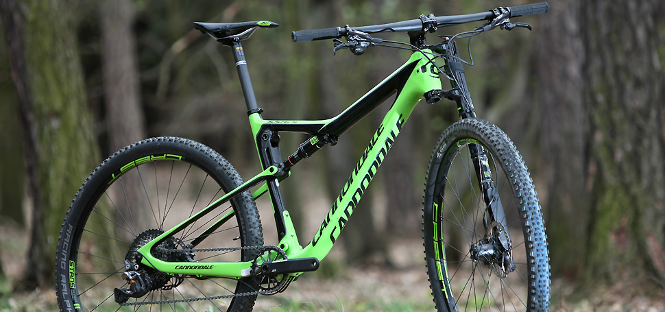 TEST: Cannondale Scalpel Si Carbon 3