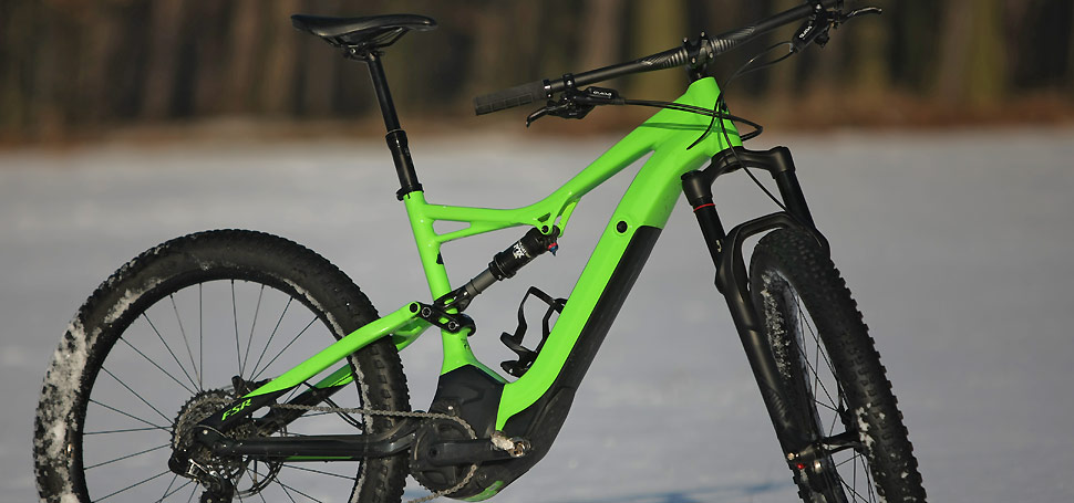 "TEST: Specialized Turbo Levo FSR ""na krev"""