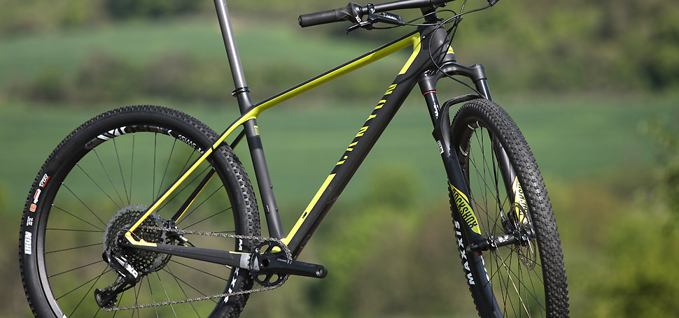 Test Canyon Exceed CF SL 7.9 Pro Race