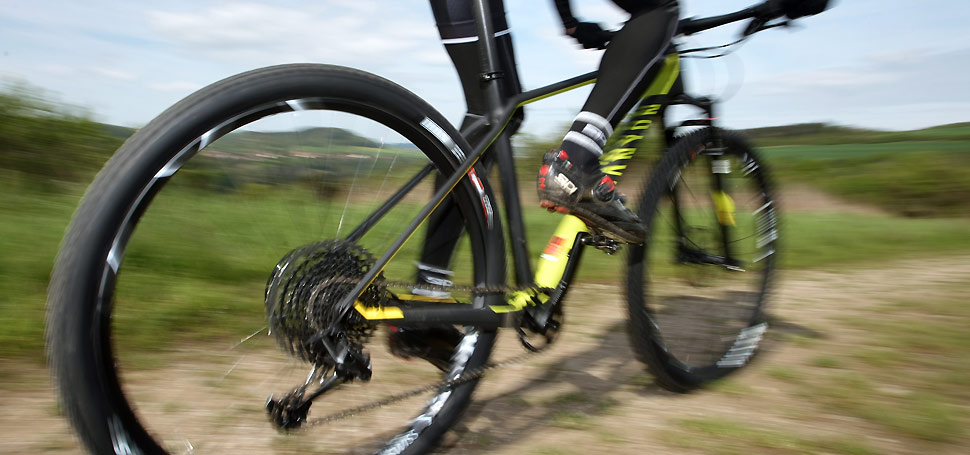 Fotogalerie: Canyon Exceed CF SL 7.9 Pro Race