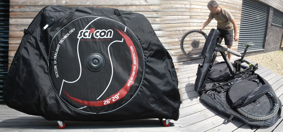 TEST: Scicon AeroComfort MTB Bike Bag
