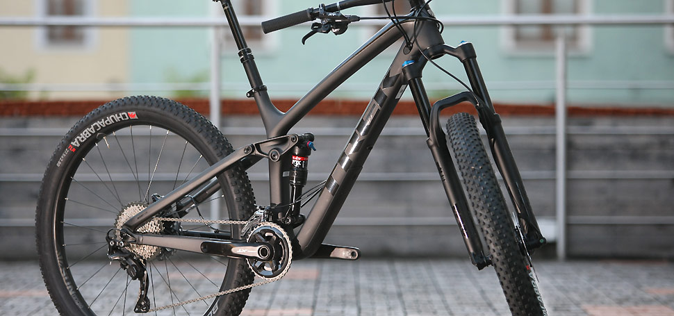 Trek Fuel EX 9.8 27,5 Plus
