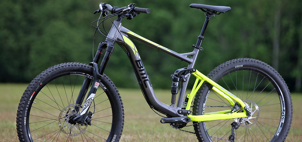 TEST: BMC Speedfox 03 Trailcrew