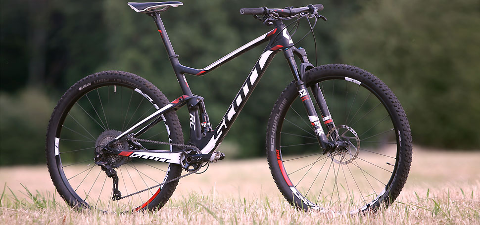 TEST: Scott Spark RC