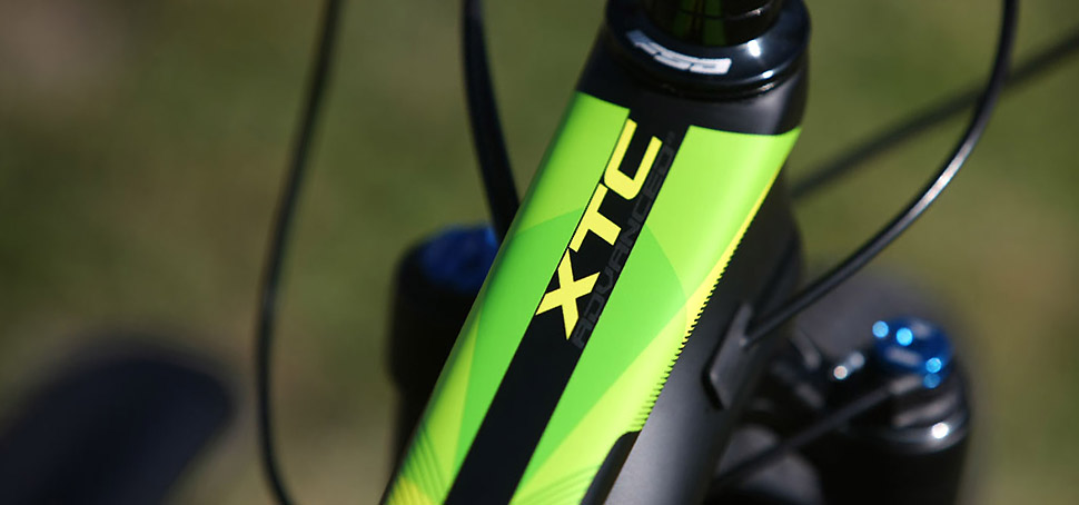 Fotogalerie: Giant XTC Advanced 29 ER 1.5 LTD