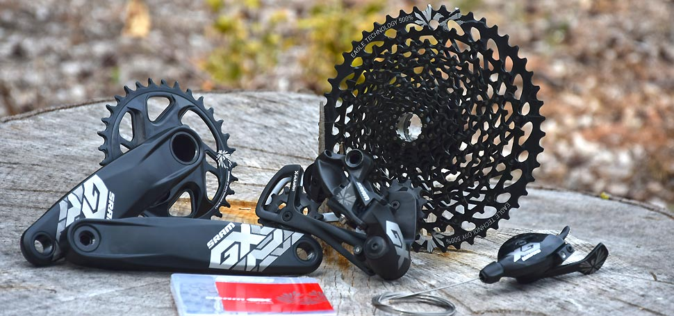 TEST: Sram GX Eagle - je to doma