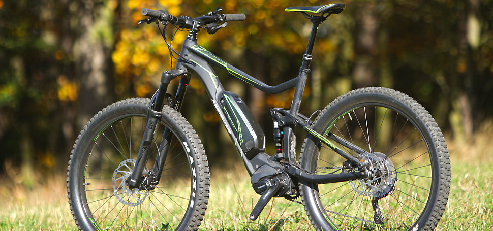 TEST: Merida eOne Twenty 500