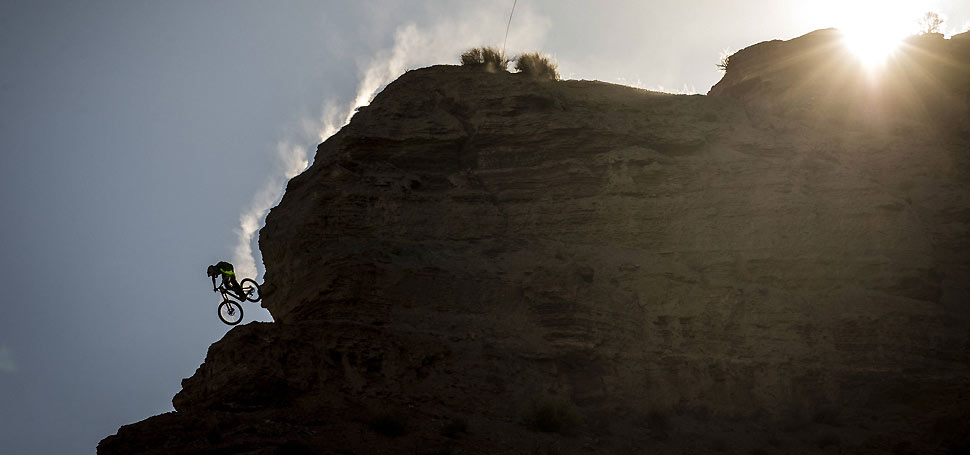 Fotogalerie: Red Bull Rampage 2017