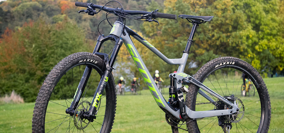 TEST: Scott Genius 920