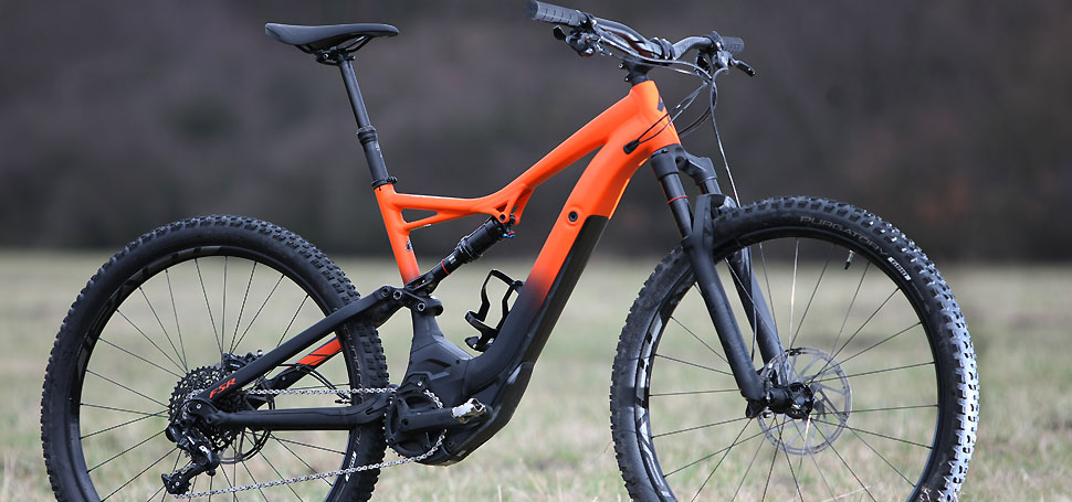 TEST: Specialized Levo FSR Comp 29
