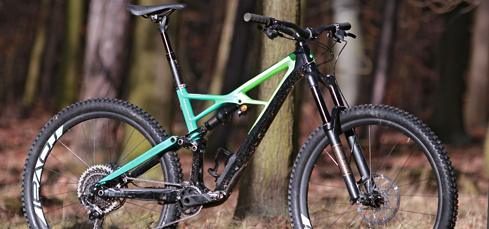 TEST: Specialized Enduro PRO
