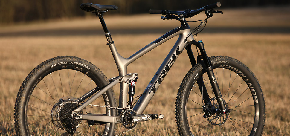 TEST: Trek Fuel EX 9.8