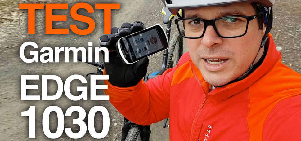 Video/fotogalerie: Garmin Edge 1030
