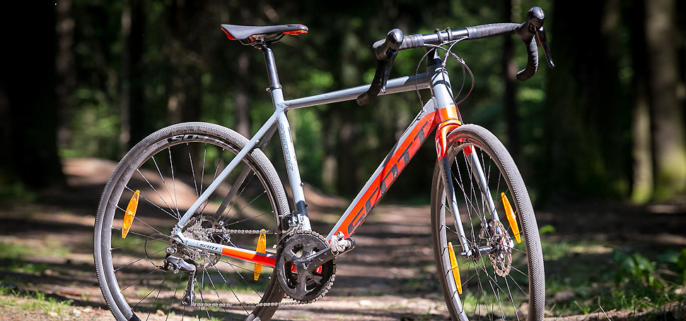 TEST: Scott Speedster Gravel 10 Disc