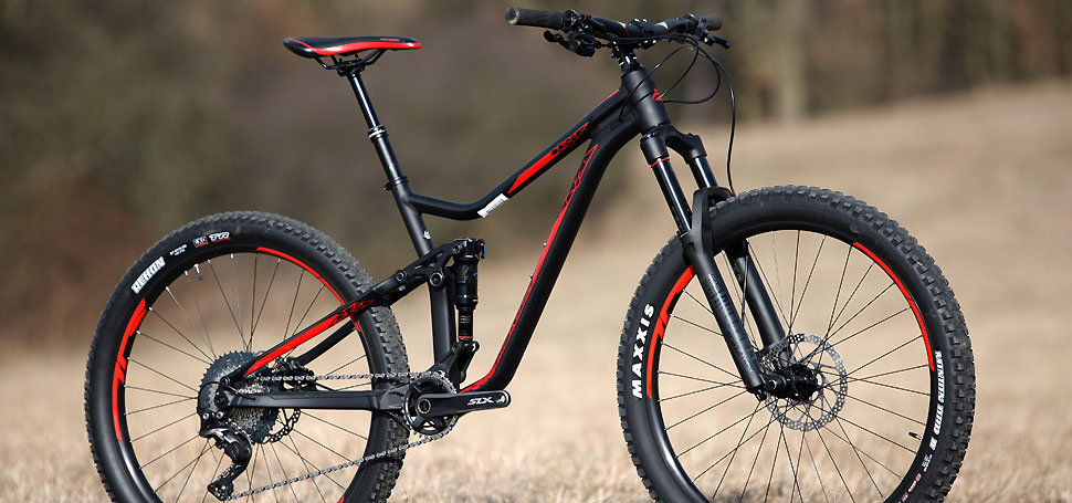 TEST: Merida One Forty 700