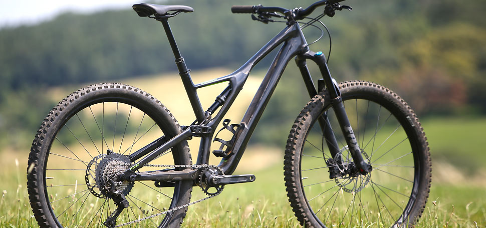 TEST: Specialized Stumpjumper Comp Carbon 29